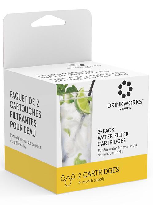 Drinkworks  Water Filter 2pk