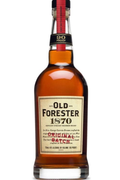 Old Forester 1870 Original Recipe 750ml
