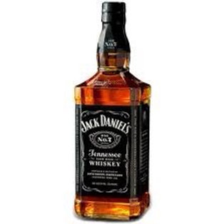 Jack Daniels Tennessee Whiskey 750ml