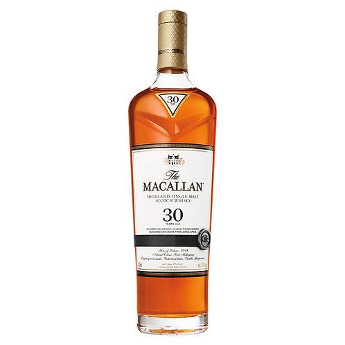 Macallan Sherry Oak 30 Years Old