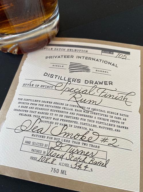 Privateer Distiller's Drawer Sea Smoke #2