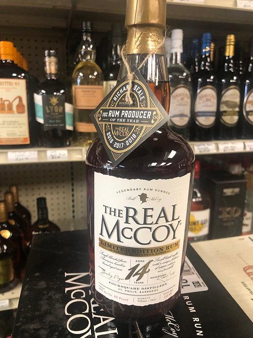Real McCoy 14 Yr