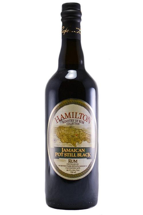 Hamilton Jamaican Pot Still Black
