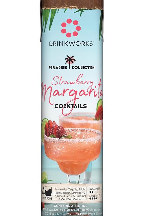 Drinkworks Strawberry Margarita 4 Pods