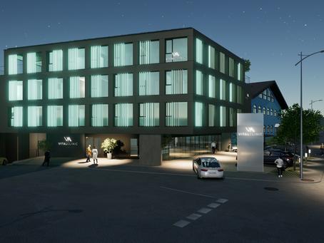 Verkaufsstart zum Alpinen Gesundheitszentrum in Saalfelden