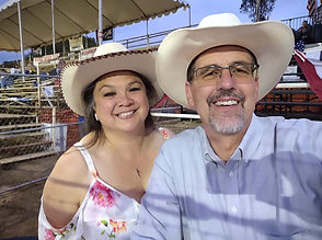 Rodeo Kimberley and John.jpg