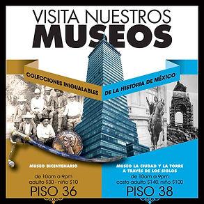 Boletos Mirador souvenirs