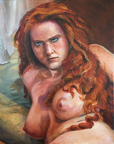 copy of red curls