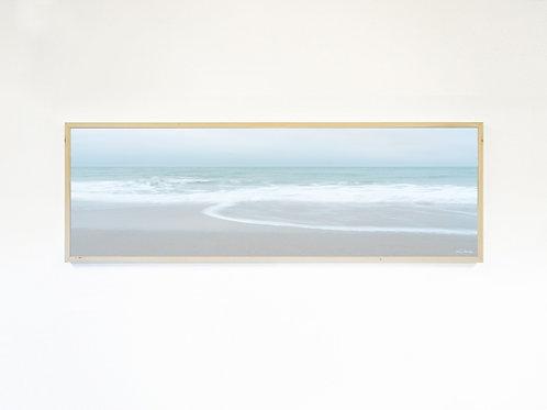 """""""CALM SEAS"""" Photo Canvas Print, Ocean Wall Art, Large Wall Art, Wave Photo"""