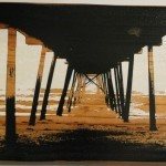 Utilizing the Pier Wood