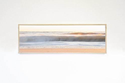 """SUN SPRAY"" Photo Canvas Print, Ocean Wall Art, Large Wall Art, Wave Art"