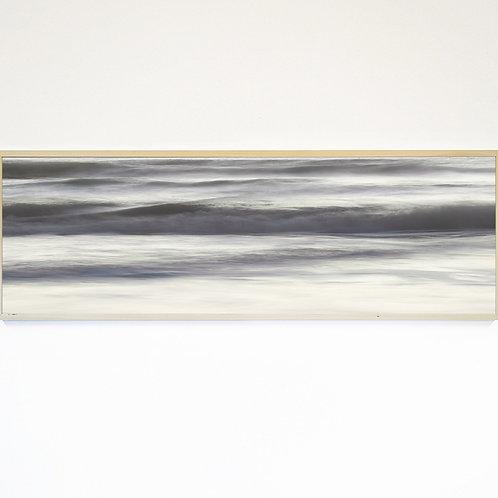 """SOFT SEAS"" Photo Canvas Print, Ocean Wall Art, Large Wall Art, Wave Wall Art"