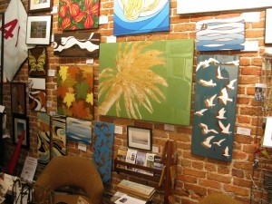 4th Friday: Featured artist at CapenFear Native -22nov13