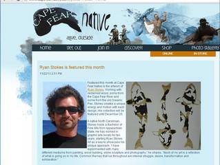 Cape Fear Native 22Nov13 blog post