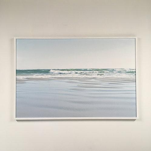 """AVAILABLE  / """"Beach Walk"""" / 48""""x32"""" / Photo Canvas"""