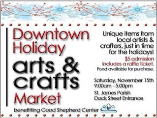 Good Shepherd Holiday Art Market 2014