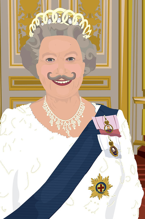 Queen Elizastache