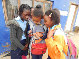 Children Digital Data
