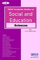 Social and Education Sciences-Cover Page
