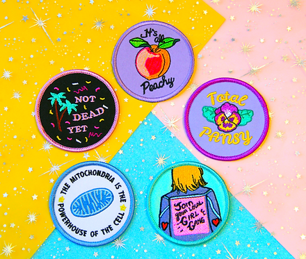 Patches 5 Pack! 5 for $25 Deal