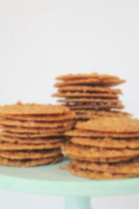 Meltaway Cookies