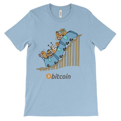T-Shirt Rollercoaster