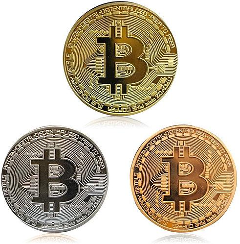 Coins BTC
