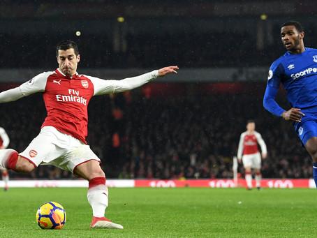 Arsenal 5-1 Everton