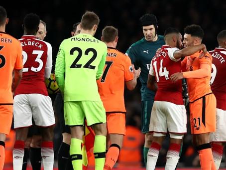 Arsenal 3-3 Liverpool - Premier League review