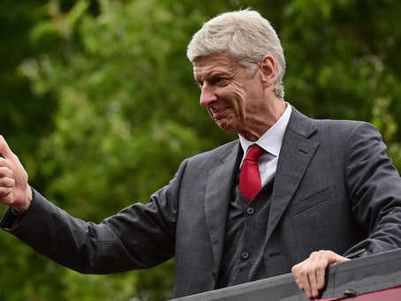 The bad of Wenger is often cited....what about the good??