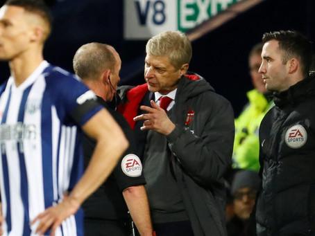 West Bromwich Albion 1-1 Arsenal - Premier League review