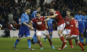 Nottingham Forest 4-2 Arsenal - FA Cup Third Round review
