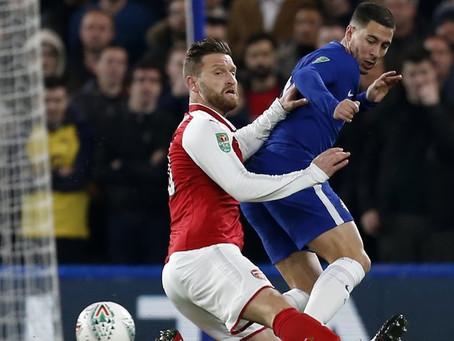 Chelsea 0-0 Arsenal - League Cup semi-final first leg review