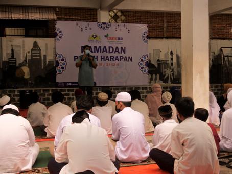 LAZISNA Gelar Doa Bersama dilanjutkan Berbuka Puasa Bersama Puluhan Yatim
