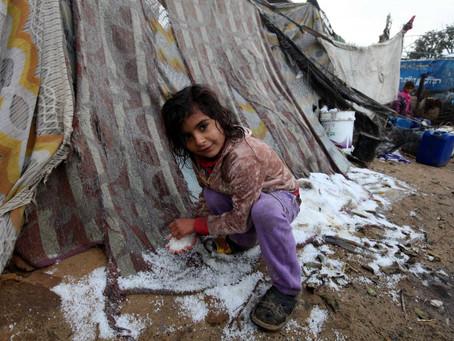 Persiapan Pemerintah Sambut Musim Dingin Palestina