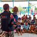 LAZISNA lakukan Trauma Healing Anak-anak Korban Kebakaran Bersama Ka Dimas & Boni
