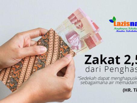 Manfaat Bayar Zakat Melalui Lembaga