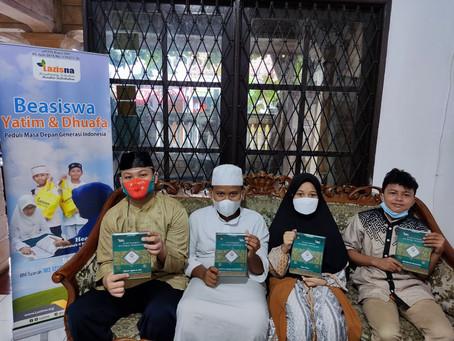 Dukung Para Santri Pejuang Penghafal Firman-Nya Dengan Al Quran Yang Layak