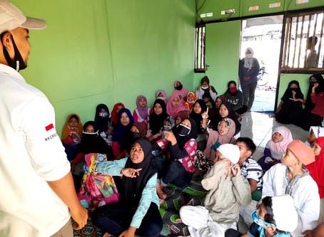 Keinginan Ustadz Abdurrahim, untuk Dirikan Rumah Qur'an Bagi Anak Pemulung & PMKS Lainnya