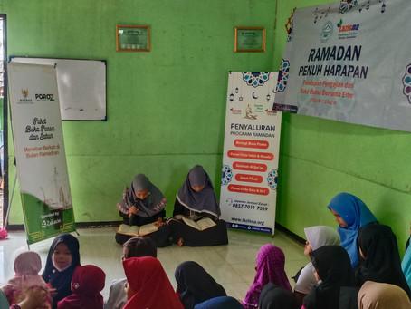 Penutupan Sementara Kegiatan Rumah Belajar Ceria Lazisna Dalam Rangka Menyambut Hari Raya Idul Fitri