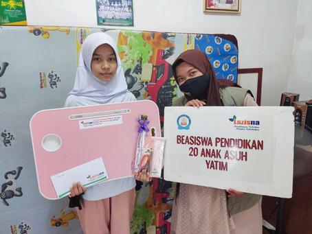 Dukung Semangat Belajar Anak Indonesia Melalui Program BTS MEAL (Penyaluran Tahap Pertama)