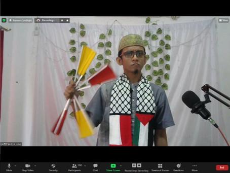 Dongeng Ceria Lazisna Bersama Ka Dimas, Dan Kisah Anak Palestina Bersama Syaikh Adham Ashour An Naja