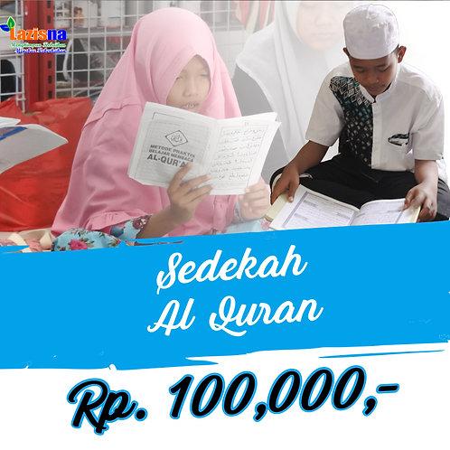 Sedekah Al Qur'an