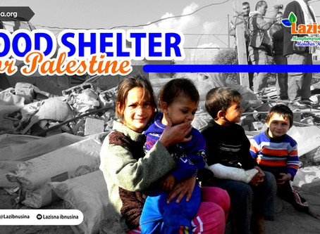 Food Shelter For Palestine