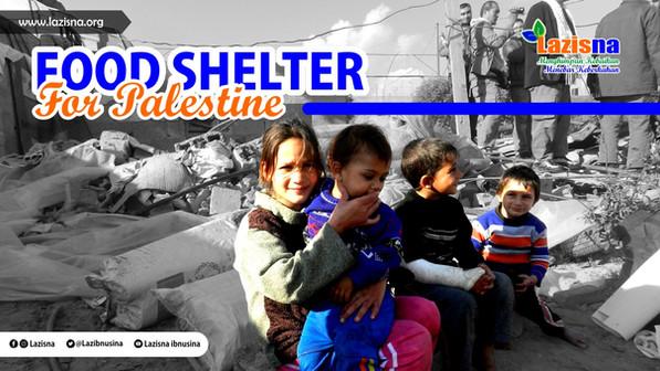 Food Shalter For Palestine - LAZISNA.jpe