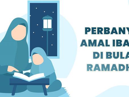 Tambah Pahala Puasa Ramadhan dengan 5 Amalan ini