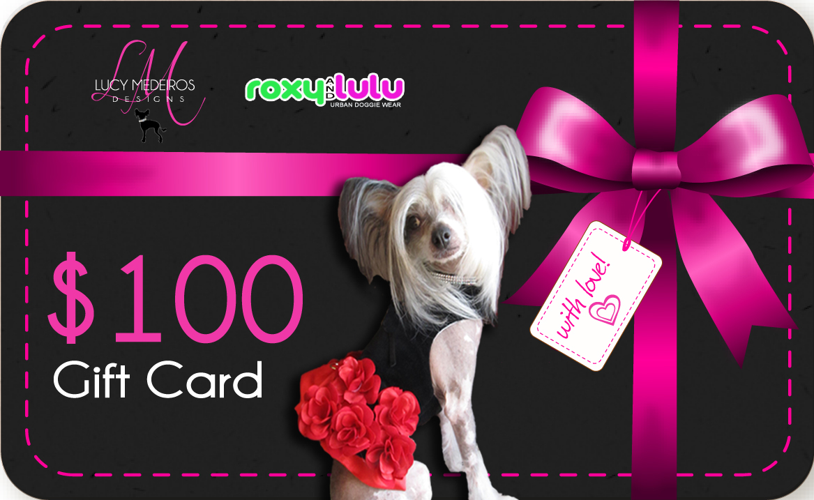 $100 Gift Card - Roxy and LuLu