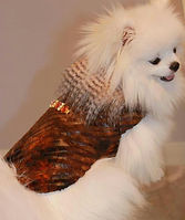 RL Couture Dog Faux Fur Coat by Lucy Medeiros