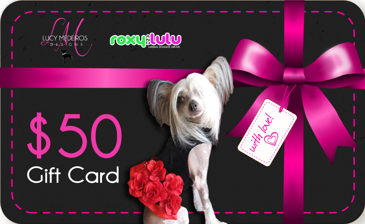 $50 Gift Card - Roxy and LuLu