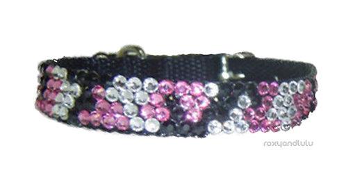 Pink & Black Camouflage